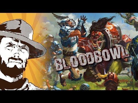 FFH Обзор: обучение игры в Bloodbowl