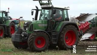 Pokazy Nowości FENDT i maszyn rolniczych, Gniechowice, 9.04.2014 - KORBANEK