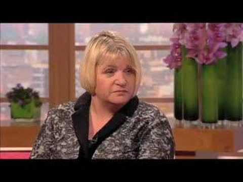Sophie Lancaster's Mum on GMTV