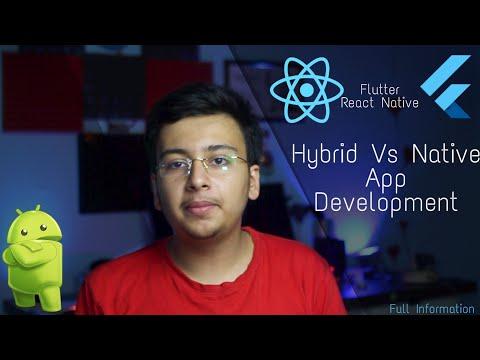 Native Vs Hybrid App Development // Scope // Salary 💲// Demand// Ft.CS Tech 🔥