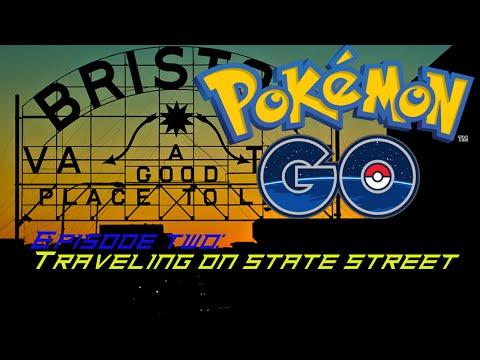 Pokemon Go state street bristol va/tn