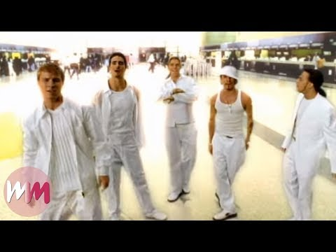 Top 10 Best Backstreet Boys Music Videos