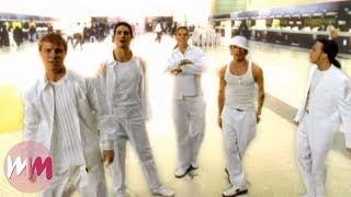 Top 10 Best Backstreet Boys Music Videos