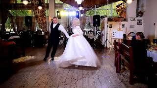 Первый танец молодоженов  Свадьба Александр и Юлия 14 09 2019