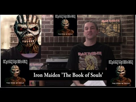 Iron Maiden The Book Of Souls Album Review The Metal