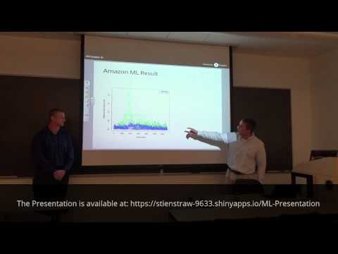 Undergrad Research: Option Pricing via Machine Learning