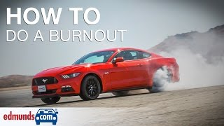 Burnout 101 | Can Edmunds