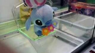UFOキャッチャー攻略(押し技、スティッチ) thumbnail