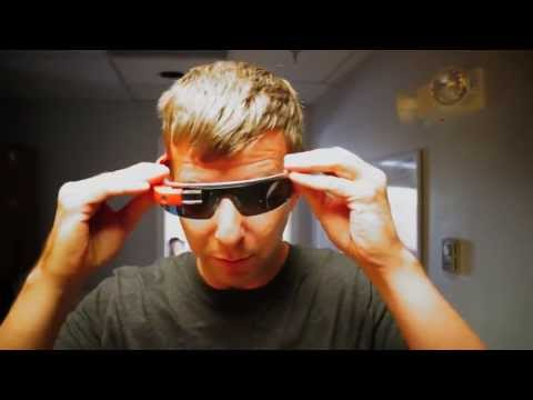 Video: Take a tour of the future of home automation via Google Glass