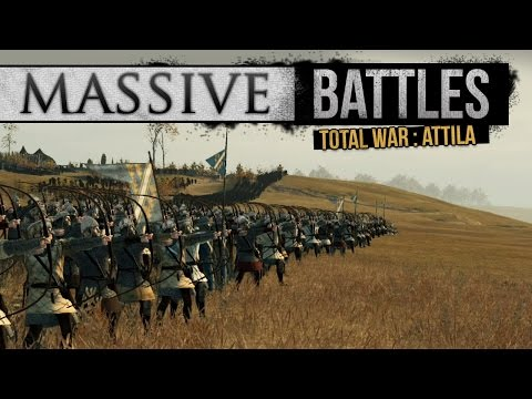 Medieval 1212 - Age of the Longbow (Massive Battle)