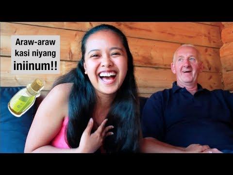 Filipina British Life in UK: Lihim ni mister kung bakit kaya pa! 😜