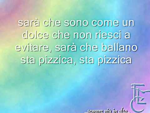 Biagio Antonacci - Non vivo più senza te con Testo (with Lyrics!)