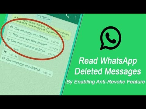 Que significa anti delete status en español