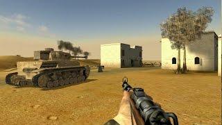 САМЫЙ КРУТОЙ МОД ПРО ВТОРУЮ МИРОВУЮ ВОЙНУ для Игры Battlefield 2 ! Forgotten Hope 2