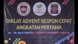 Relawan TAGANA - Ade Hermawan