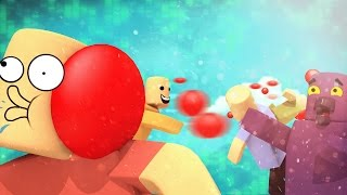 Roblox | CHEATING TO WIN IN DODGEBALL: Dodgeball in Roblox! (Roblox Adventures)