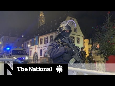Gunman on the run after three killed in France shooting