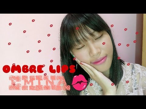 ombre/gradient-lips-emina-(buat-yang-bibir-hitam)---one-brand-tutorial-emina