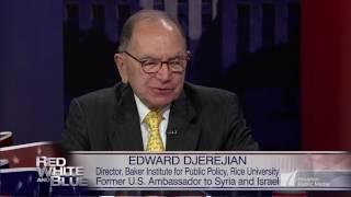 Red, White and Blue: Ambassador Edward Djerejian