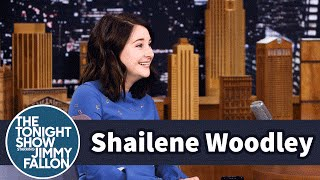Shailene Woodley Used to Hug Reporters on the Red Carpet