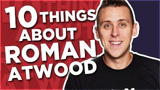 10 Things You Didn't Know About Kane Atwood