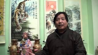 Ван Хуафань приглашает на выставку! Глазов HD