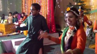 Gaye Holud, Bangla Marriage. chhammak chhalo
