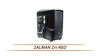 zalman Z11 NEO Обзор