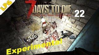 7 Days to Die Alpha 16 deutsch [22] Tag 14 Feralhorde versteckt sich [Random Gen|7dtd|german]