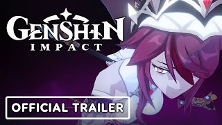 Genshin Impact: Version 1.4 - Official Rosaria & Invitation of Windblume Trailer