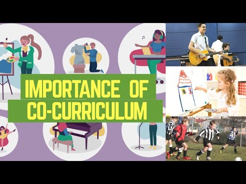 Importance Of Co Curricular Activities   Education For All
