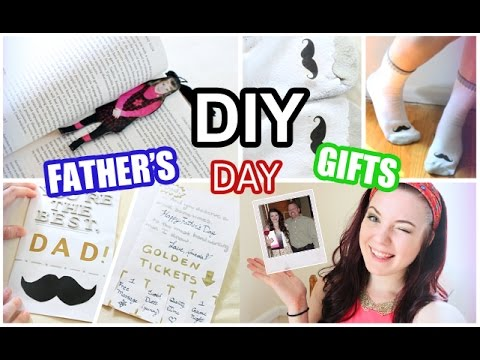 DIY Fathers Day Gifts - EASY and AFFORDABLE