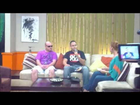 iNTERVIEW AT VOS TV, DE SOL A SOL, CRUZANDO FRONTERAS.wmv