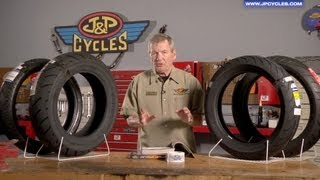 Choosing the Right Motorcycle Tires by J&P Cycles