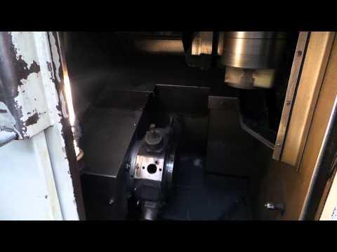 Scherer Feinbau VDZ 120 Testlauf