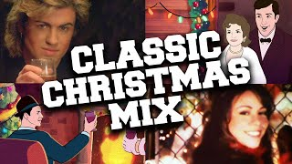 Classic Christmas Music With Lyrics Best Classic Christmas Songs Mix
