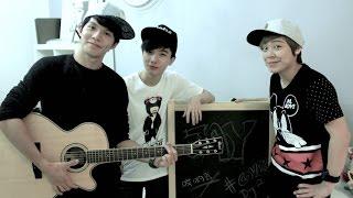 Jay 周杰倫 -「十五首歌曲合拼 Medley」(DJ2 - Danny, JieYing, Justin)