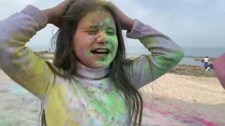 حرب الألوان مع فهد 😱 تبهدلت