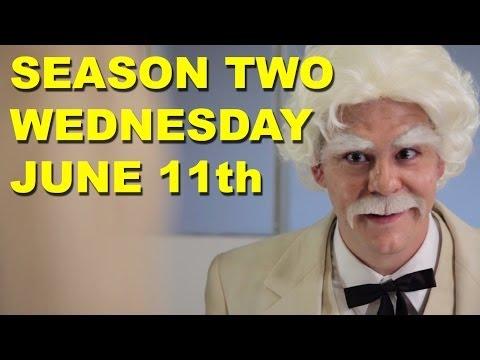 Mark Twain Season 1 Recap