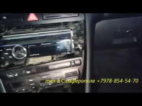 audi a4 safe на магнитофоне