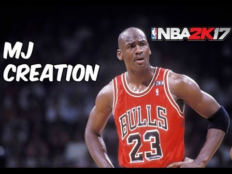 how to create michael jordan in nba 2k17 myplayer face. Black Bedroom Furniture Sets. Home Design Ideas