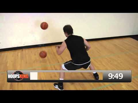 Basketball Passing Drills & Workout Handle the Rock Pro with Jason Otter