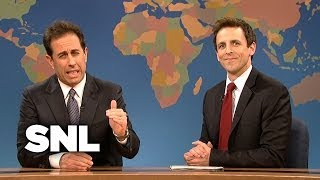 Really With Seth and Jerry - Saturday Night Live