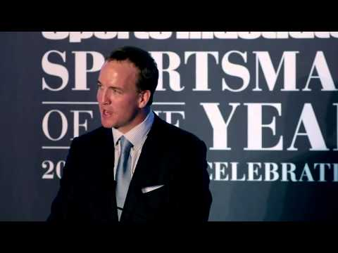 Booking Peyton Manning Speaking Engagements - Contact Peyton