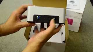 Neo USB3.0 2-Bay 3.5