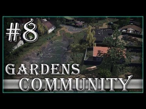Cities Skylines - Building a realistic European city - Ep.8 - PRIVATE GARDEN HOMES COMMUNITY! 🇱🇹