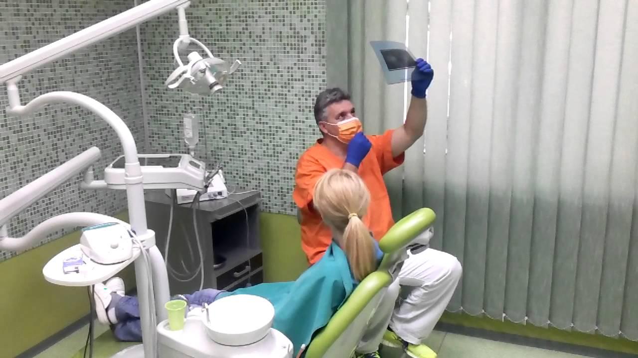 Snimanje 1 zuba