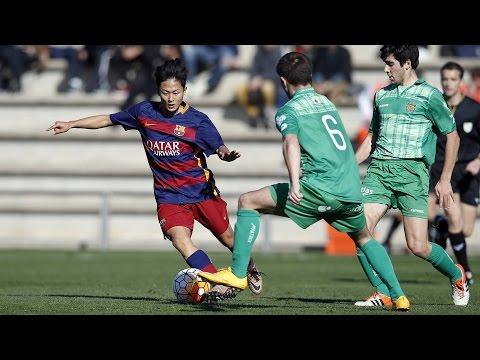[HIGHLIGHTS] JUVENIL A (Liga): FC Barcelona-Cornellà (0-0)