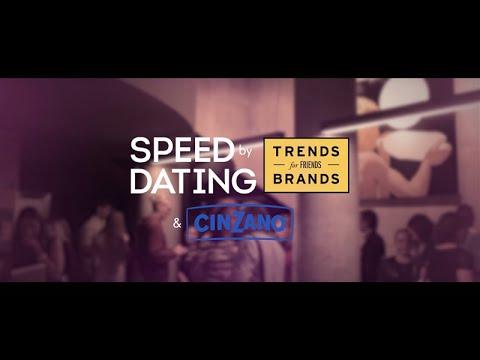 Speed dating trends brands