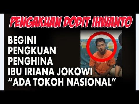 Polisi Temukan 'Keganjilan' pada Pengakuan Penghina Iriana Jokowi, 'Ada Tokoh Nasional
